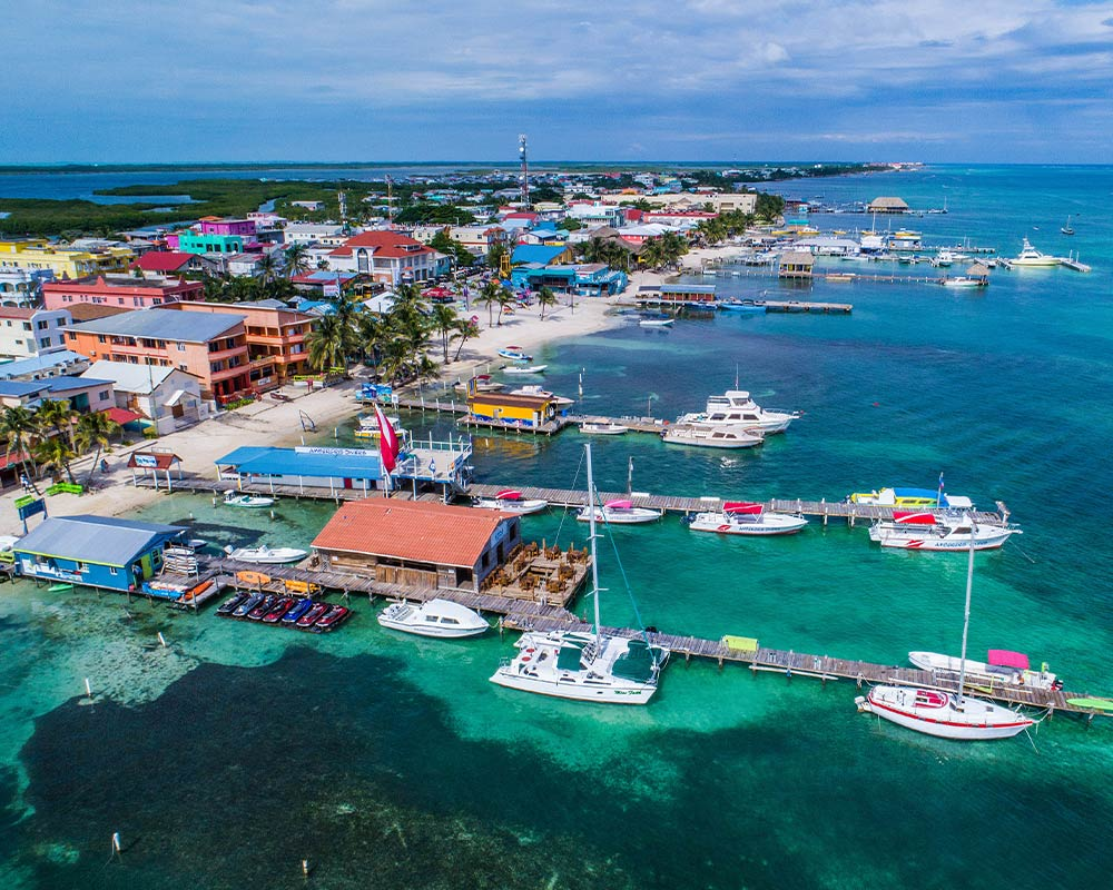 Belize Dive Package