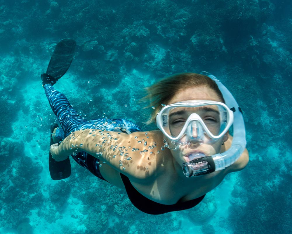 Belize Snorkel Package