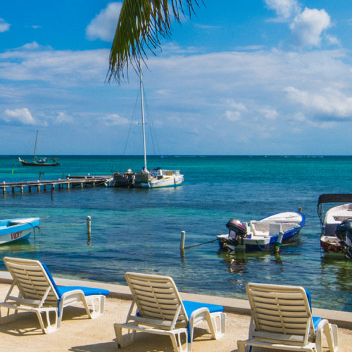 San Pedro Ambergris Caye Belize Resort