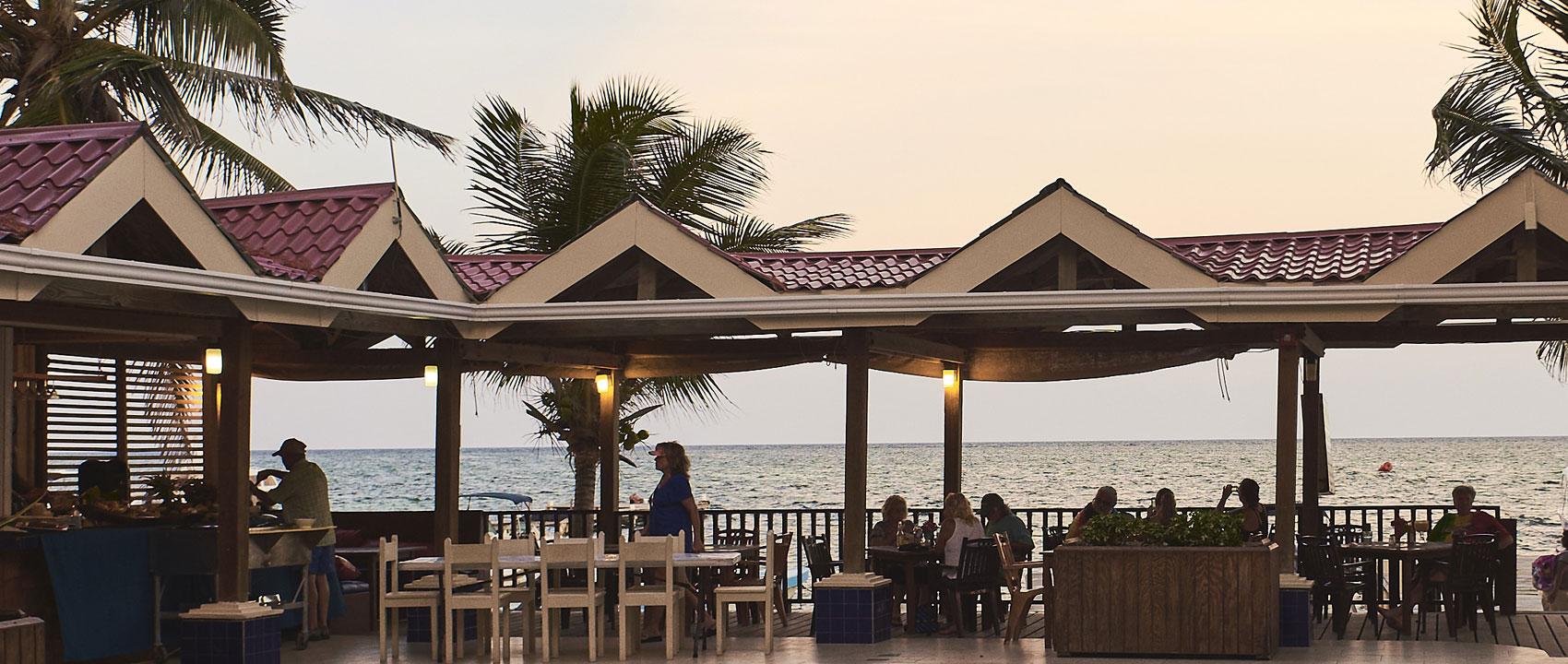San Pedro Belize Dining