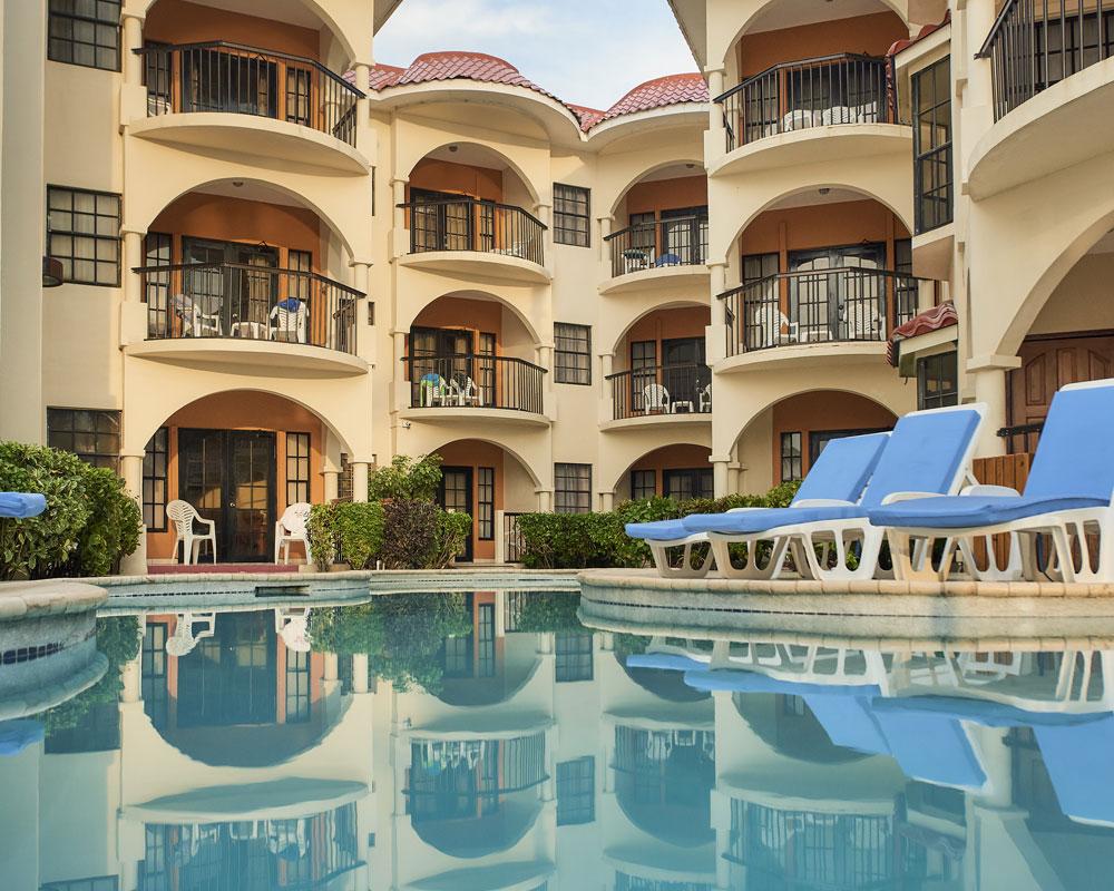 San Pedro Belize Resort Amenities