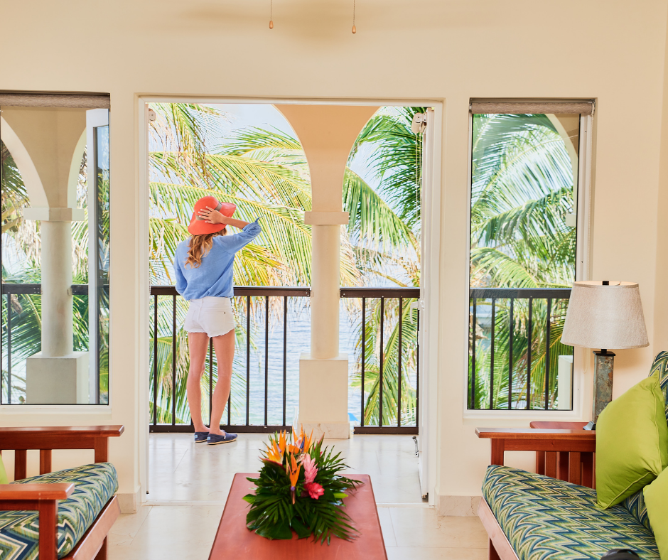 Escape the winter blues with a Belizean beach getaway